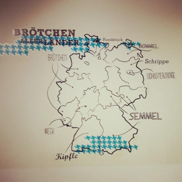 Deutschland-Broetchen