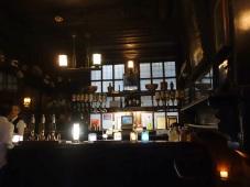 Ye Olde Cheshire Cheese - eines der ältesten Pubs in London. Es ist über 400 Jahre alt.