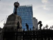 Liverpool Street aus der Vogelperspektive.