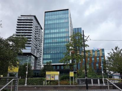 Das Media City UK ist u.a. ein Cluster der Medienlandschaft. Hier haben bekannte TV-Sender wie BBC One oder itv ihren Sitz und ihre Studios.