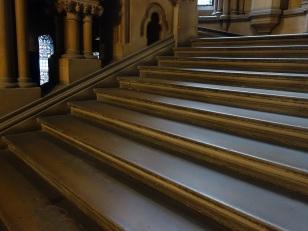 """Aufgrund der fantastischen Architektur wurde die Manchester City Hall schon mehrmals für Film- und TV-Aufnahmen ausgewählt. 2008 z. B. wurde hier """"Sherlock Holmes"""" gedreht."""
