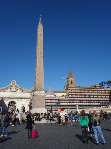 Die Piazza del Popolo