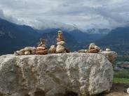 Blick vom Monte Brione.