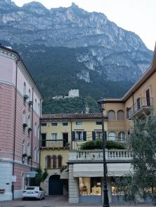 Die Altstadt von Riva del Garda.